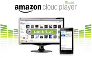 Amazon Cloud Player for iOS web