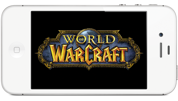 World of Warcraft for iPhone