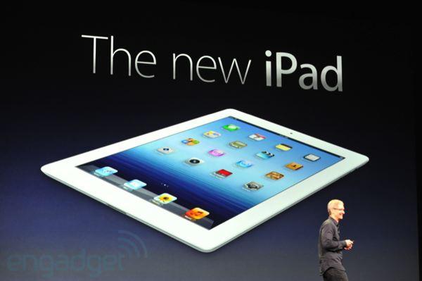 Third Gen iPad, iPad 3, iPad HD Features and Pricing