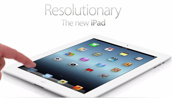 Pre-Order Your New iPad Third Generation