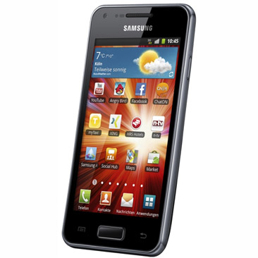 Samsung Galaxy S Advance mid range