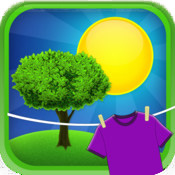 iDress for Weather app for children