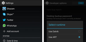 Android 4.4 ART Runtime