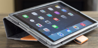 Cygnett Vintage Tailored Folio Case Review For iPad Air